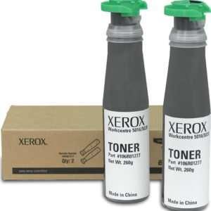 Xerox Toner Black 106R01277
