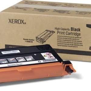 Xerox Toner Black HC 113R00726