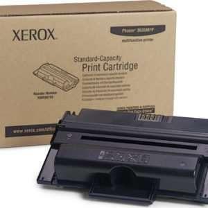 Xerox Toner Black 108R00793