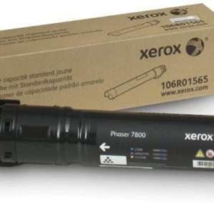 Xerox Toner Yellow 106R01565
