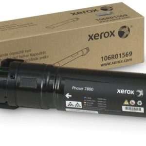 Xerox Toner Black HC 106R01569