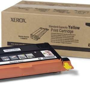 Xerox Toner Yellow 113R00721