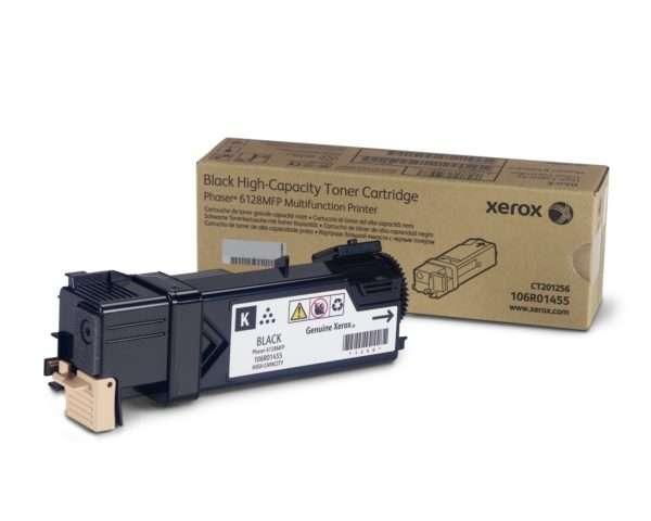 Xerox Toner Black 106R01455