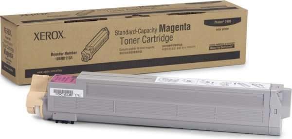 Xerox Toner Magenta 106R01151