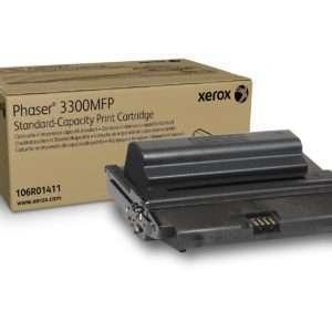 Xerox Black Print Cartridge 106R01411