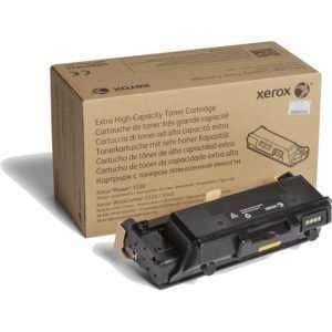 Xerox Toner Black 106R03620