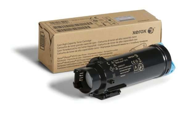 Xerox Toner Cyan HC 106R03477