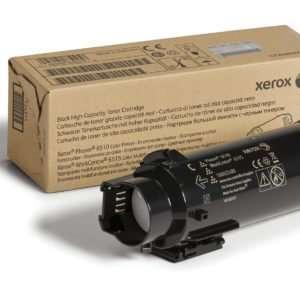 Xerox Toner Black HC 106R03480