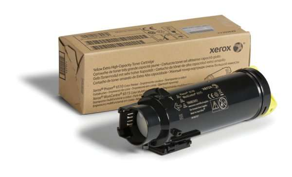Xerox Toner Yellow Extra HC 106R03692