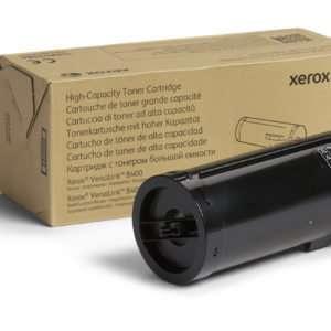 Xerox Toner Black HC 106R03582