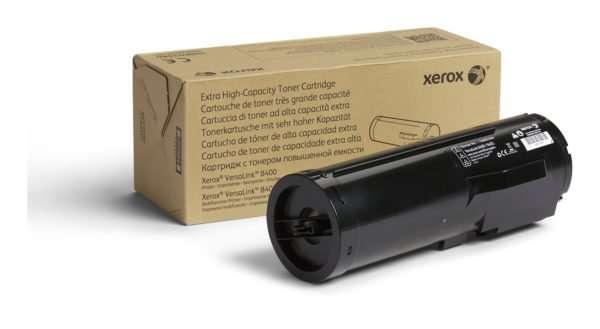 Xerox Toner Black Extra HC 106R03584