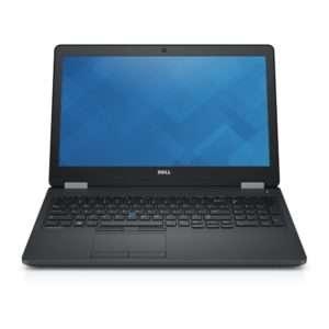 Dell Latitude 15 5000 Series (Model E5570, Park City) Non-Touch notebook computer.