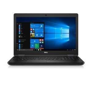 DELL NoteBook Latitude 5580 15.6'', i7-7600U, Win.10 Pro Eng