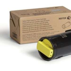 Xerox Toner Yellow HC 106R03872