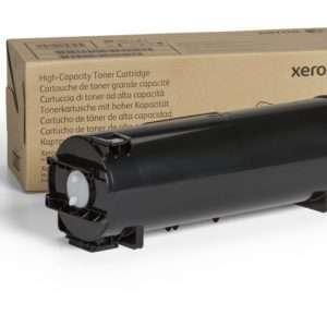 Xerox Toner Black HC 106R03942