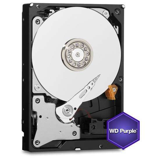 "Western Digital Purple 1TB 3.5"" SATA3 WD10PURZ"