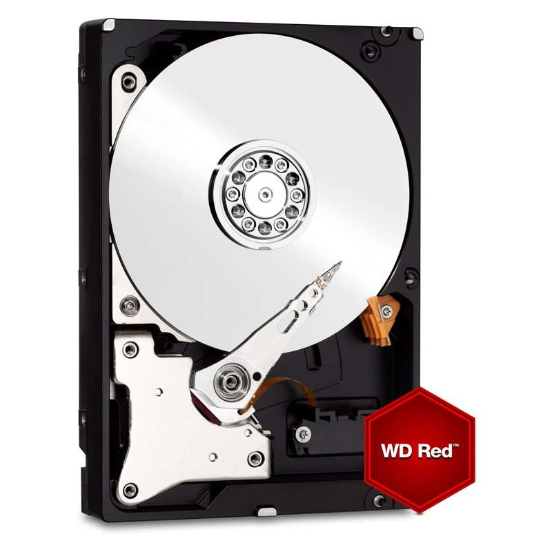 """Western Digital Red 1TB 3.5"""" SATA3 WD10EFRX"""