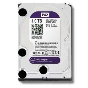"""Western Digital Purple 1TB 3.5"""" SATA3 WD10PURZ"""