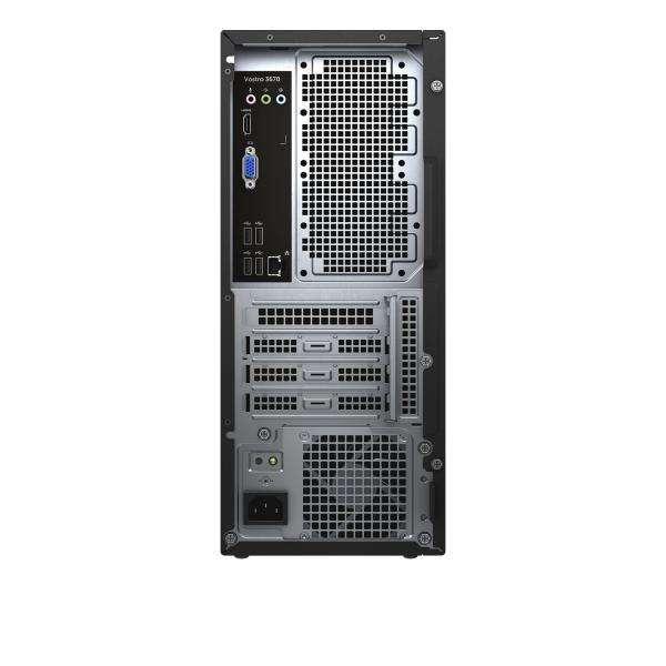 DELL PC Vostro 3670MT i5-8400 / SSD256GB / 8GB / W10Pro