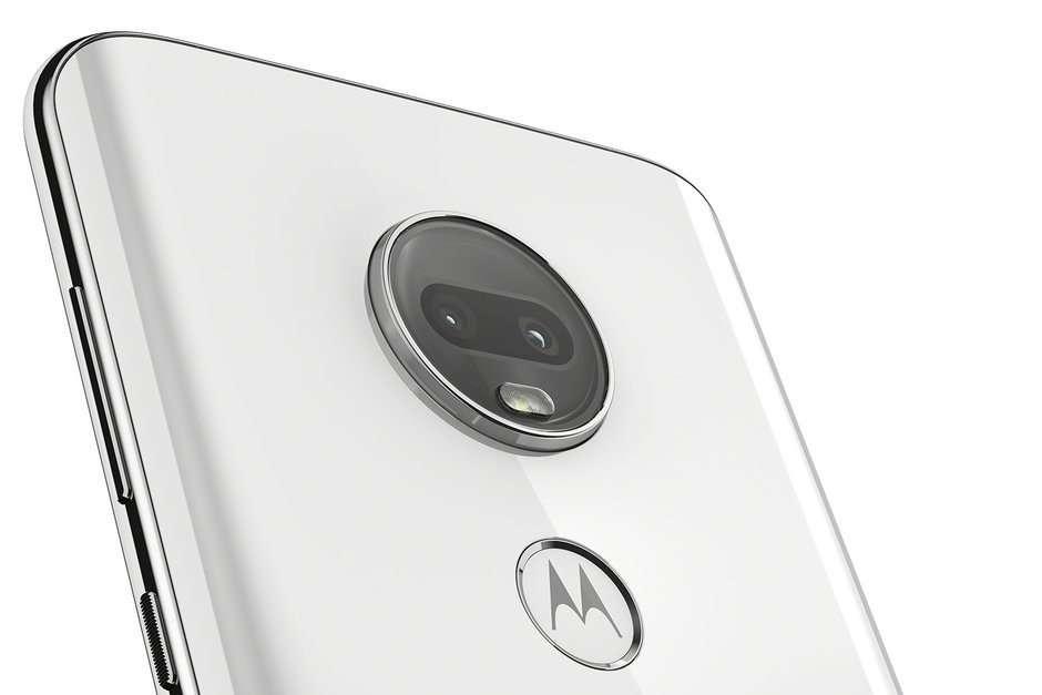 Motorola Moto G7 6.2in FHD+ 4GB/64GB 4G-LTE DualSim Clear White (GR)