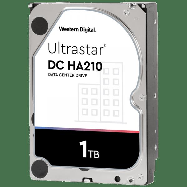 """Western Digital Ultrastar DC HA210 1TB  3,5"""" 1W10001"""