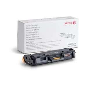 Xerox Toner Black 106R04348