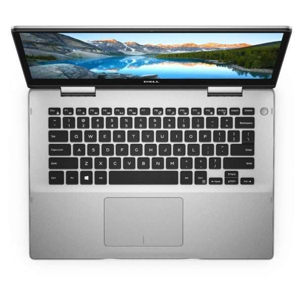 "DELL Inspiron 5491 2in1 14,0"" IPS Touch/i3-10110U/4GB/256GB SSD/Win10 Pro/Platinum Silver"